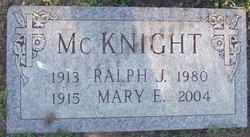 Mary E. McKnight
