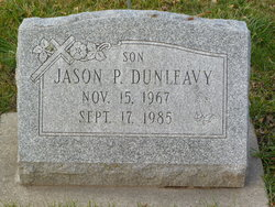 Jason P Dunleavy