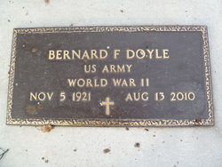 Bernard Fred Doyle