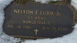 Nelson Edward Lubik, Sr