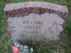 """William """"Billy"""" Abbott"""