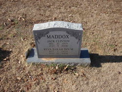 Jack Clinton Maddox