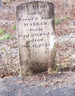 John Martin Walker