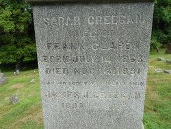 Sarah <I>Creegan</I> Clarey
