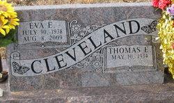 Eva E. <I>Washington</I> Cleveland
