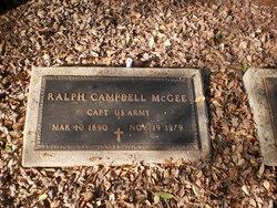 Ralph Campbell McGee