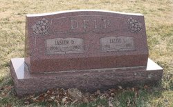 Lizzie L. <I>Faust</I> Delp