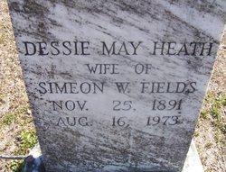 Dessie May Heath