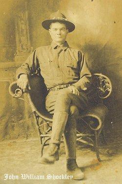 John William Shockley (1876-1934) - Find A Grave Memorial