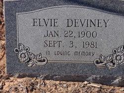 Elvie Deviney