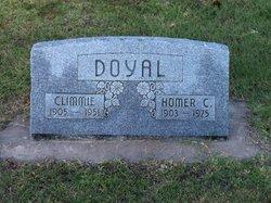 "Clementine Mary ""Climmie"" <I>Hazlip</I> Doyal"