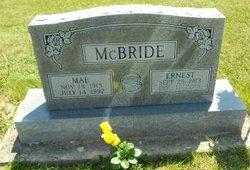 Mae <I>Tucker</I> McBride