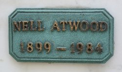 Nell P <I>Carter</I> Atwood