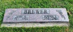 Mary Alice <I>Hawkins</I> Brewer
