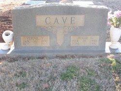 Jesse Inez <I>Gautier</I> Cave
