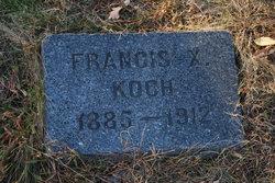 Francis Xavier Koch