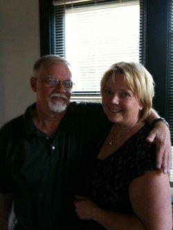 Mary Churchill and Dick Halligan