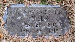 Olney Arthur Eblen