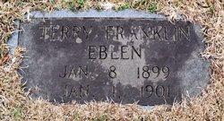 Terry Franklin Eblen