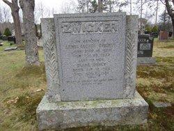 Clara <I>Dorey</I> Zwicker