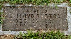 J. Lloyd Thomas