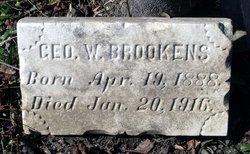 George W. Brookens
