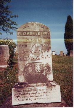 Elizabeth <I>Foster</I> Roe