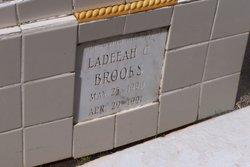 Ladeeah C Brooks