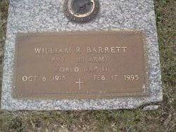 William R Barrett