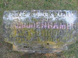 Nancy Jane <I>Flannery</I> Bodenhamer