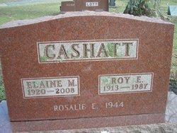 Elaine Margaret <I>McKibben</I> Cashatt