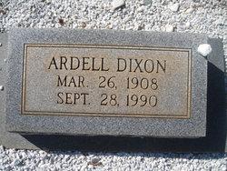 Ardell <I>Dixon</I> Lynn