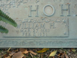 William H Hohertz