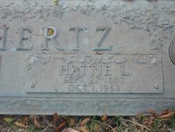 Hattie L Hohertz