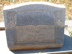 "Theodore R ""Teddy"" McDonald, Jr"