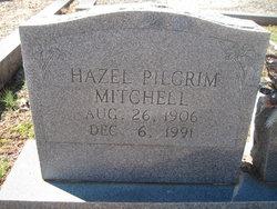 Hazel D. <I>Pilgrim</I> Mitchell