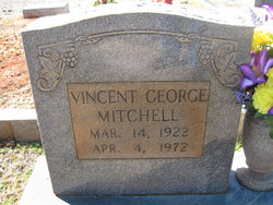 Vincent George Mitchell