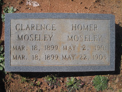 Clarence Moseley