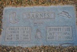 Jeffrey Lee Barnes