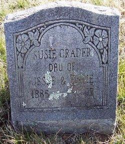 "Susan Adeline ""Susie"" Crader"