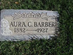 Aura C. <I>Davis</I> Barber