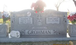 Joseph Bernard Grohman