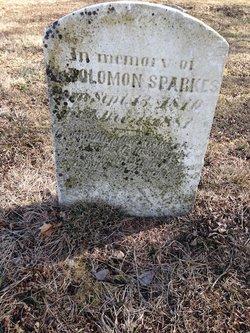 Rev Solomon Sparkes