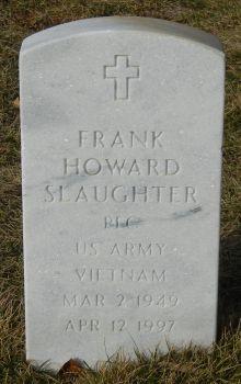 Frank Howard Slaughter
