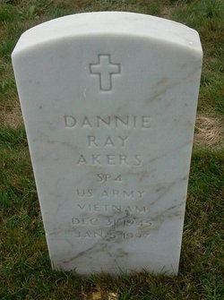 Dannie Ray Akers
