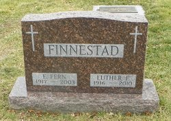 Edna Fern <I>Neuenschwander</I> Finnestad
