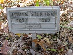 Myrtle <I>Fraley</I> Stephens