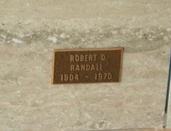 Robert D. Randall