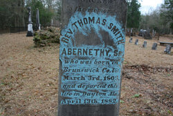 Rev Thomas Smith Abernethy, Sr