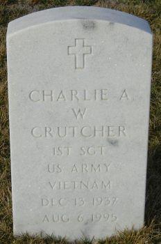 Charlie Alfred Wilson Crutcher
